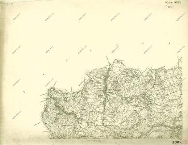 III. vojenské mapování 3652/3