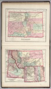 Colorado.  Idaho, Montana, and Wyoming.