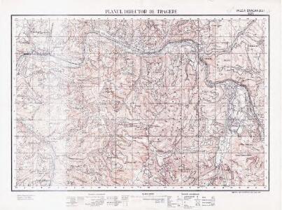 Lambert-Cholesky sheet 2571 (Valea Drăganului)