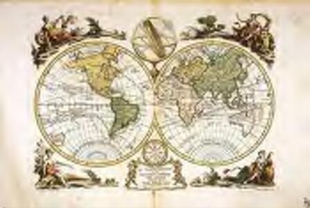 Il mappamondo o sia descrizione generale del globo