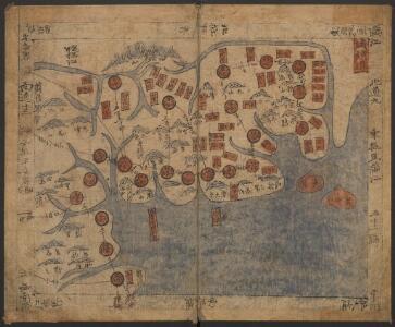 天下輿地圖:咸鏡道