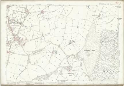 Bedfordshire XXIV.14 (includes: Great Brickhill; Heath and Reach; Soulbury) - 25 Inch Map