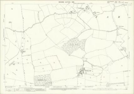 Hertfordshire XXIII.1 (includes: Albury; Bishops Stortford; Farnham; Little Hadham) - 25 Inch Map