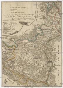 Le cercle de Glien et de Loewenberg dans la Marche-Moyenne de Brandenbourg
