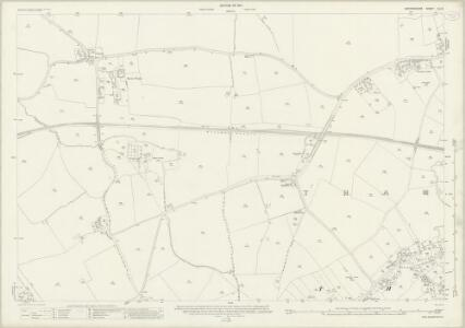 Oxfordshire XLI.2 (includes: Great Haseley; Tetsworth; Thame) - 25 Inch Map