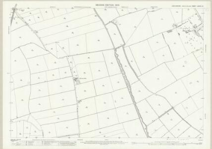 Lincolnshire LXXXVII.12 (includes: Rowston; Scopwick; Timberland; Walcot Near Billinghay) - 25 Inch Map