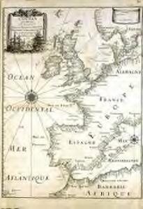 L'ocean pres d'Europe