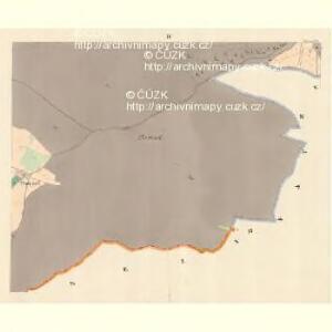 Schweine (Swinow) - m2984-1-004 - Kaiserpflichtexemplar der Landkarten des stabilen Katasters