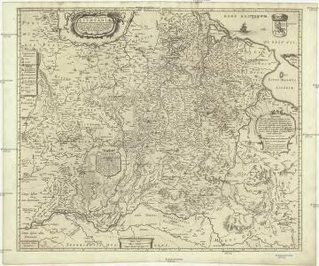 Magni dvcatvs Lithvaniae, et regionum adiacentium exacta descriptio