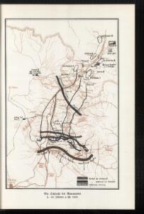 Die Schlacht bei Kumanowo 9.–10. Oktober a. St. 1912