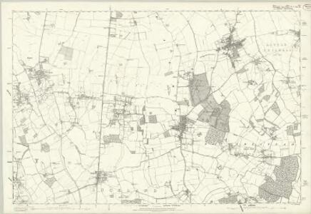 Essex VII - OS Six-Inch Map