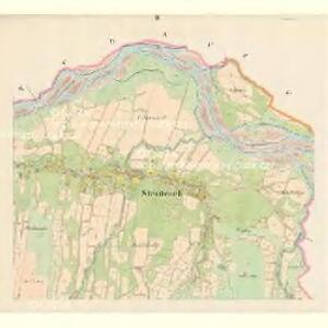 Strzitesch - m2923-1-002 - Kaiserpflichtexemplar der Landkarten des stabilen Katasters