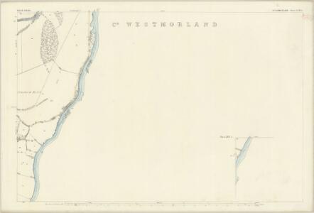 Cumberland LVIII.15 (inset LXVI.3) (includes: Askham; Barton) - 25 Inch Map
