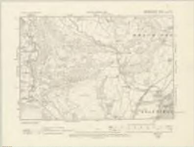 Monmouthshire III.SE - OS Six-Inch Map
