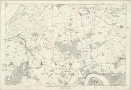 Kent XI - OS Six-Inch Map