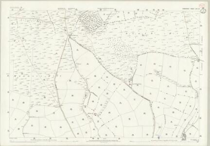 Somerset LVII.10 (includes: Dulverton; Winsford) - 25 Inch Map