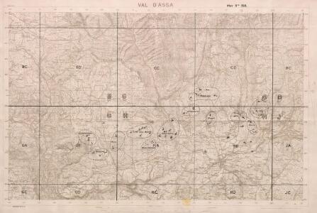Val D'Assa, Italy: May 9th 1918