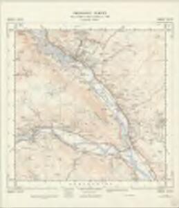 NN95 - OS 1:25,000 Provisional Series Map