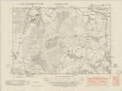 Kent LXX.SW - OS Six-Inch Map
