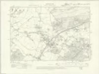 Sussex IX.SE - OS Six-Inch Map