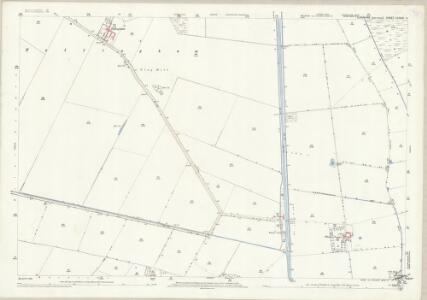 Yorkshire CCXXIII.4 (includes: Holme Upon Spalding Moor; Hotham; South Cliffe) - 25 Inch Map