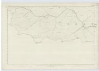 Lanarkshire, Sheet XLV - OS 6 Inch map