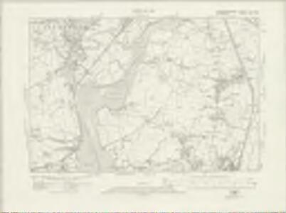 Carmarthenshire LIX.NW - OS Six-Inch Map