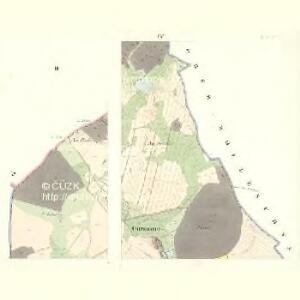 Popellin - m2363-1-002 - Kaiserpflichtexemplar der Landkarten des stabilen Katasters