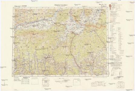 Osteuropa 1:300 000