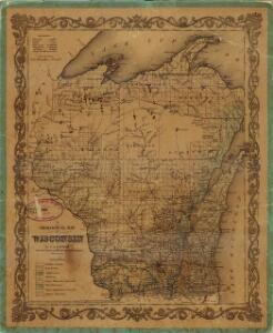 A Geological Map of Wisconsin