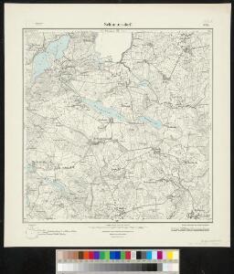 Meßtischblatt 575 : Schlamersdorf, 1930