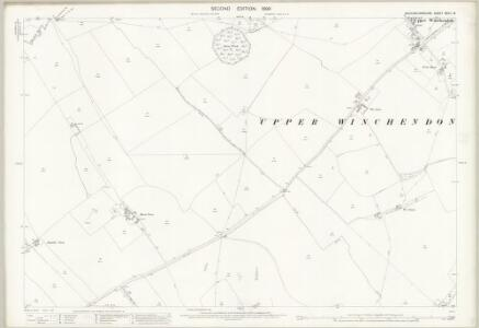 Buckinghamshire XXVII.16 (includes: Lower Winchendon; Upper Winchendon) - 25 Inch Map