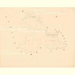 Chumen (Chumena) - c2519-1-003 - Kaiserpflichtexemplar der Landkarten des stabilen Katasters