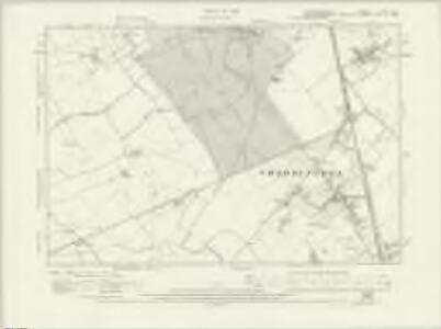 Hertfordshire XVII.SW - OS Six-Inch Map