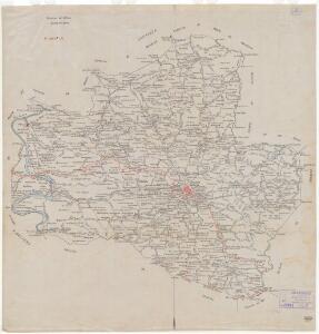 Mapa planimètric de Batea