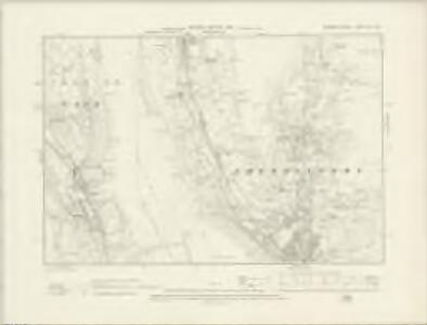Monmouthshire XVII.NE - OS Six-Inch Map