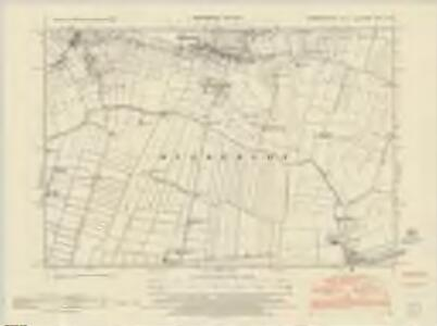 Cambridgeshire XXIX.SE - OS Six-Inch Map