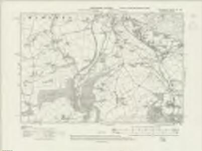 Devonshire CV.SE - OS Six-Inch Map