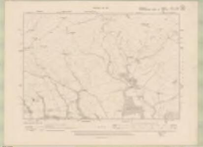 Ayrshire Sheet XLIIa.NW - OS 6 Inch map