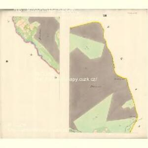 Ober Beczwa (Horny Bečwa) - m0763-1-002 - Kaiserpflichtexemplar der Landkarten des stabilen Katasters