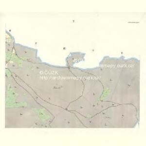 Wernersreith - c8486-1-004 - Kaiserpflichtexemplar der Landkarten des stabilen Katasters