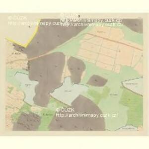 Drahles - c1503-1-003 - Kaiserpflichtexemplar der Landkarten des stabilen Katasters
