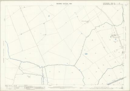 Hertfordshire XVI.16 (includes: Hulcott; Tring Rural; Wingrave with Rowsham) - 25 Inch Map