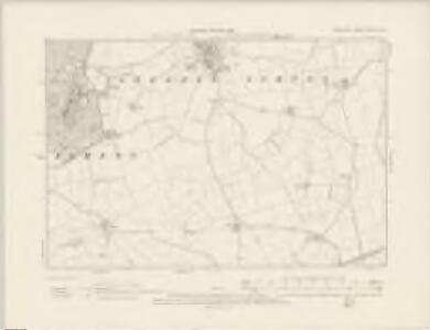 Wiltshire XXXIX.SW - OS Six-Inch Map