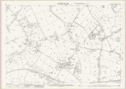 Cheshire XXII.15 (includes: Neston cum Parkgate; Raby; Willaston) - 25 Inch Map