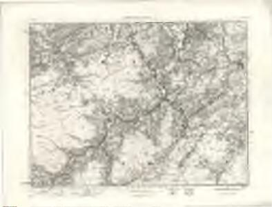 Rothes - OS One-Inch map