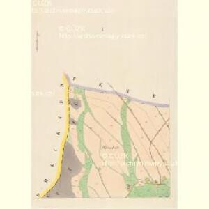 Mittl Lipka (Prostredny Lipka) - c6132-1-001 - Kaiserpflichtexemplar der Landkarten des stabilen Katasters