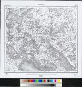 Meßtischblatt [8120] : Stockach, 1880