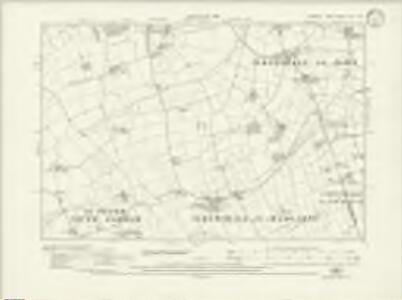 Suffolk XVII.NE - OS Six-Inch Map