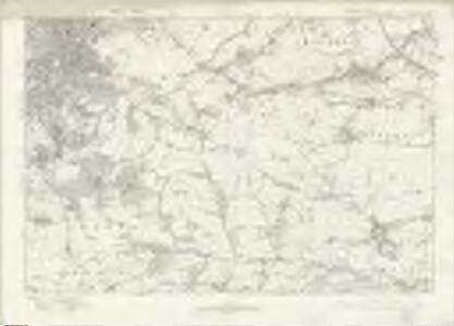 Derbyshire XII - OS Six-Inch Map